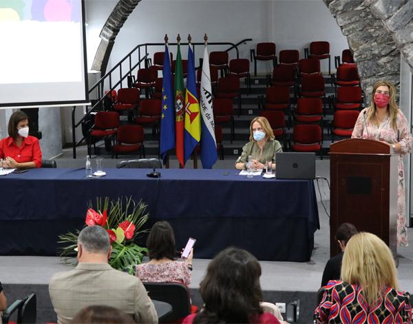 Augusta Aguiar apresenta IV Plano Regional para a Igualdade e Cidadania Ativa