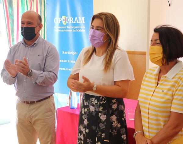 121 famílias dos concelhos de Machico e Santa Cruz apoiadas na recuperação de habitações