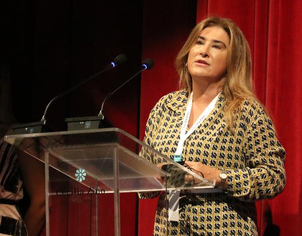 """""""Continuaremos a desenvolver respostas adequadas, em prol do bem-estar das nossas crianças e jovens"""", afirma Augusta Aguiar"""