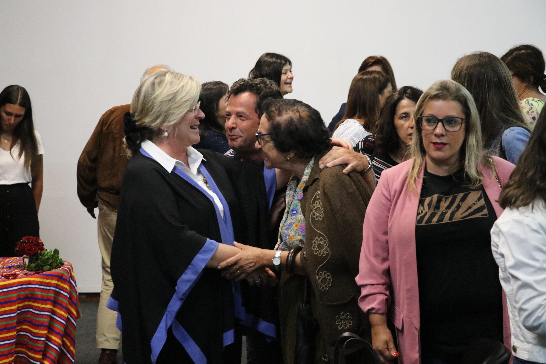 """""""Casa do Povo da Camacha é uma referência pelo seu dinamismo"""", afirma Rita Andrade"""