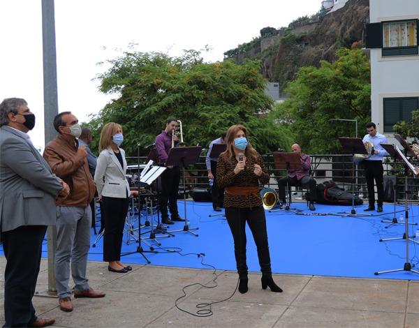 Governo Regional e Orquestra Clássica da Madeira proporcionam concerto aos moradores do Bairro Nova Cidade