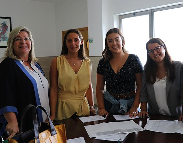 Rita Andrade sublinha importância da formação em contexto real de trabalho