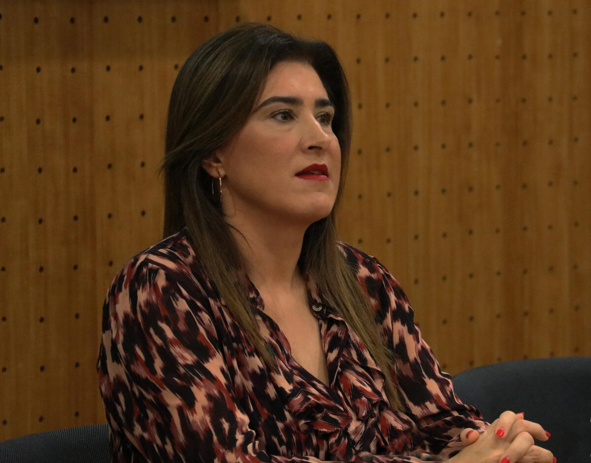 """""""É fundamental uma resposta social abrangente"""", afirma Augusta Aguiar"""
