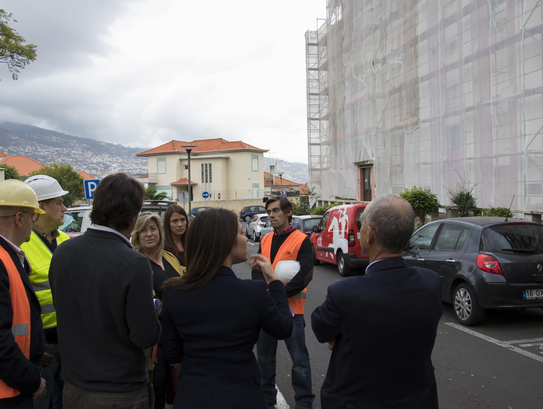 IHM remove amianto e reabilita edifícios do bairro do Hospital