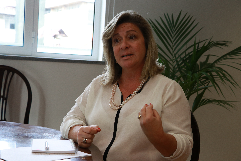 Rita Andrade no Congresso Nacional da Economia Social