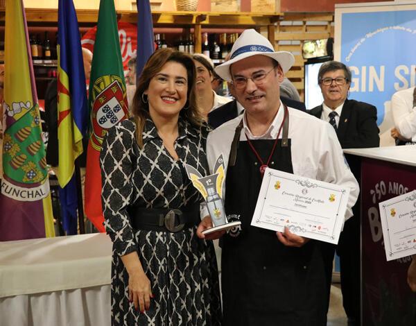 Augusta Aguiar reitera apoio do Governo Regional à Associação Barmen da Madeira