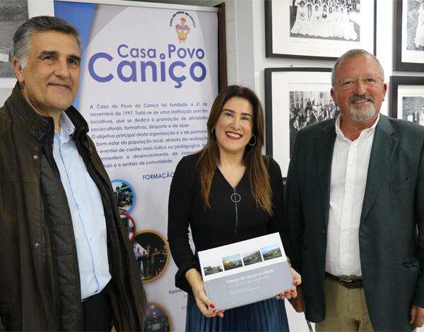 """Augusta Aguiar destaca livro """"Caniço de campo a cidade"""" como exemplo de Cidadania"""