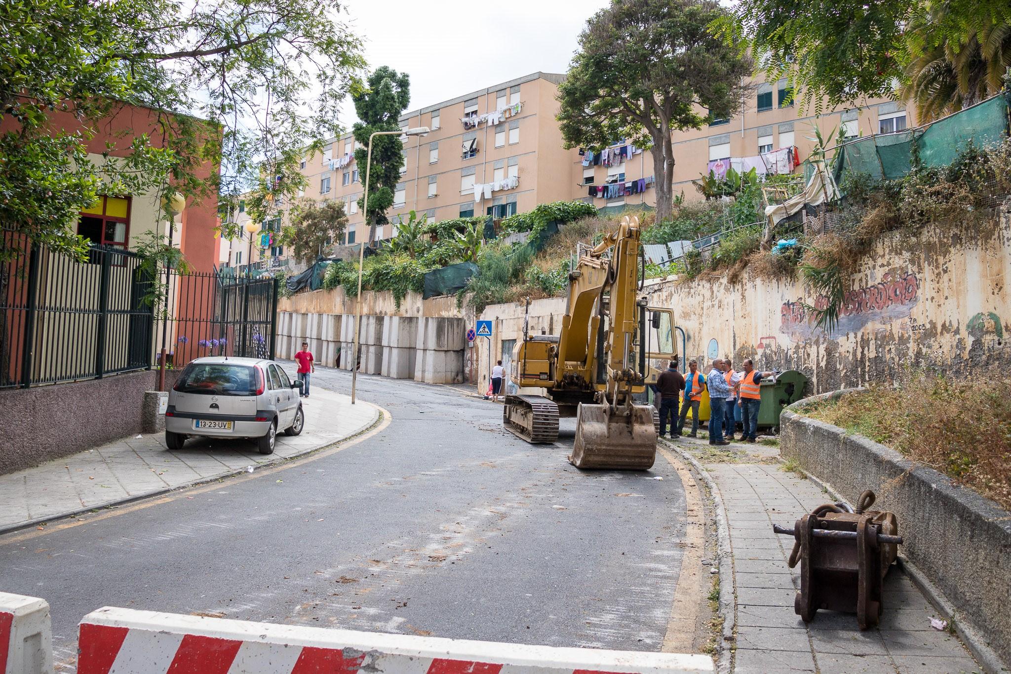 Governo avança com requalificação do Bairro da Palmeira