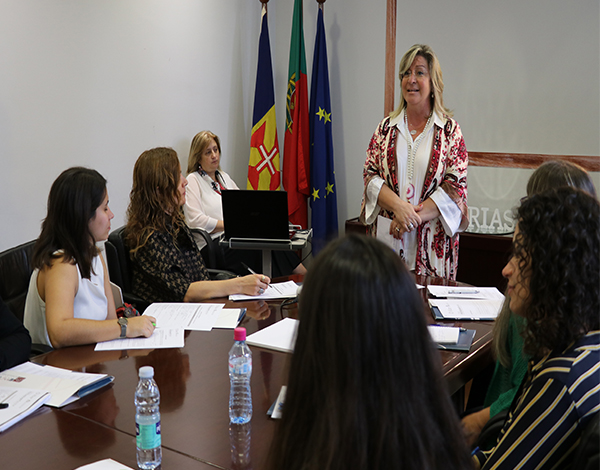 "SRIAS recebe Projeto ""InclusivaMente"""