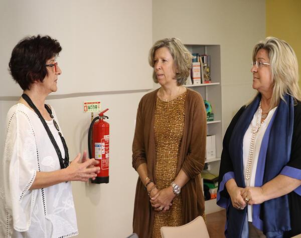 Secretária Regional visita empresa QueroaSas