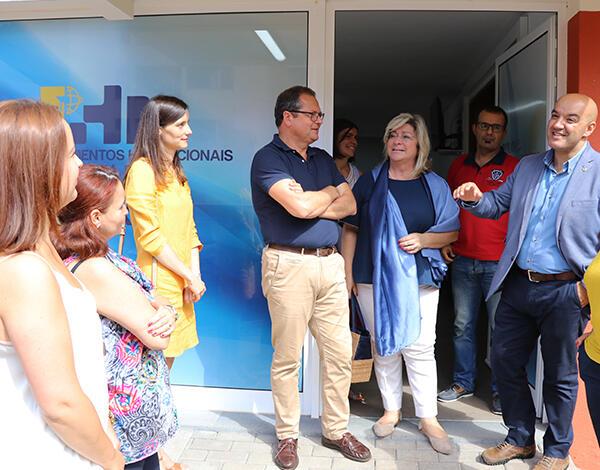Bairro do Ribeiro Real ganha Polo Comunitário requalificado