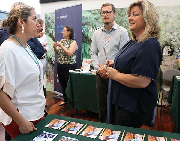 Rita Andrade enaltece trabalho desenvolvido pelos Polos de Emprego