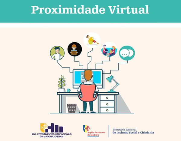 IHM promove Proximidade Virtual