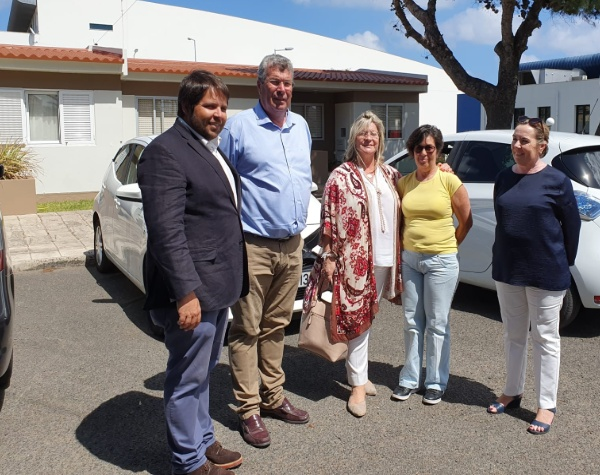 Governo Regional retira amianto no Bairros dos Professores no Porto Santo