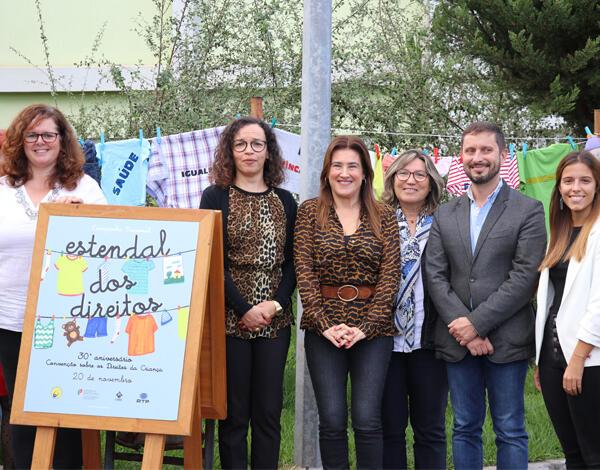 Augusta Aguiar participa no 16.º Aniversário da CPCJ Machico