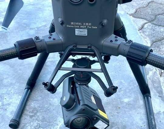 Cartografia com Drones estudada pela DROTe