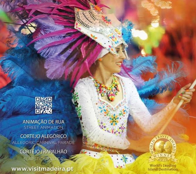 Carnaval com novidades e 76% de taxa de ocupação