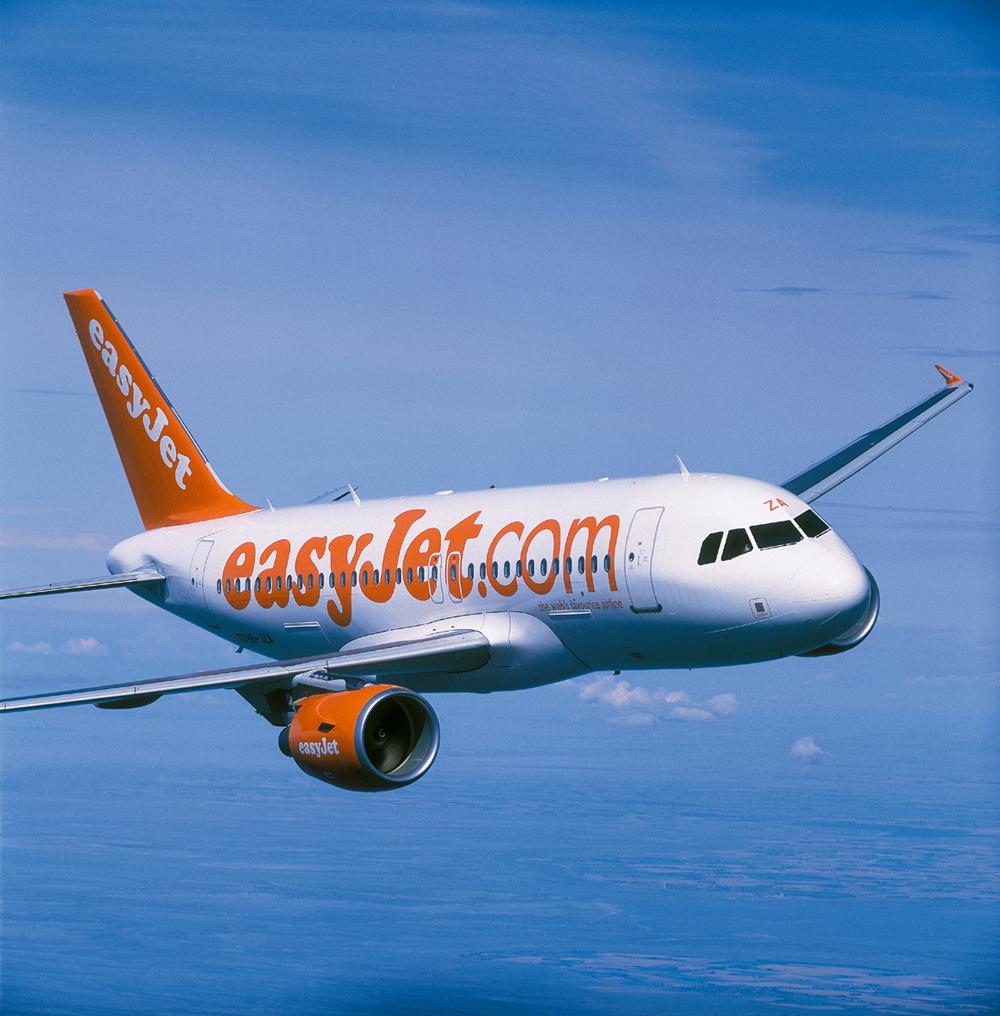 Governo Regional congratula-se com a nova rota anunciada pela companhia aérea Easyjet