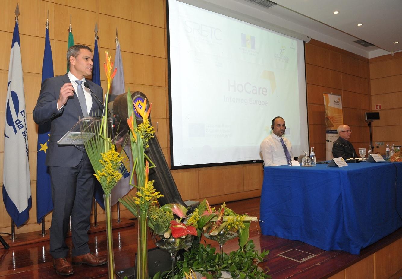 Região está a responder aos desafios do envelhecimento populacional