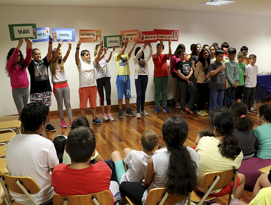 Escola do Porto da Cruz promove Feira do Livro