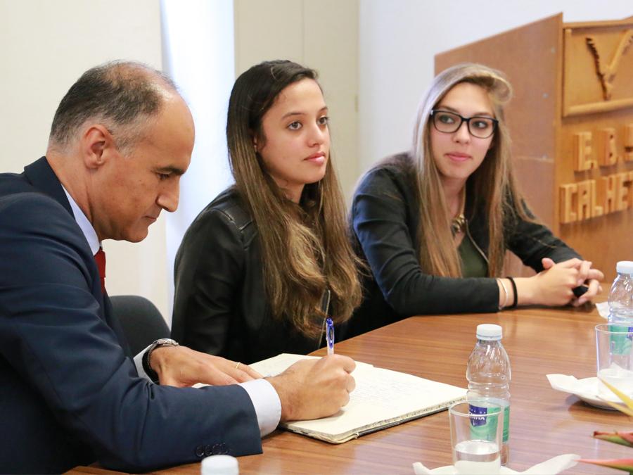 Associação de Estudantes da EBS da Calheta tem novos dirigentes