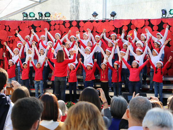 III Festival de Coros Escolares anima Natal