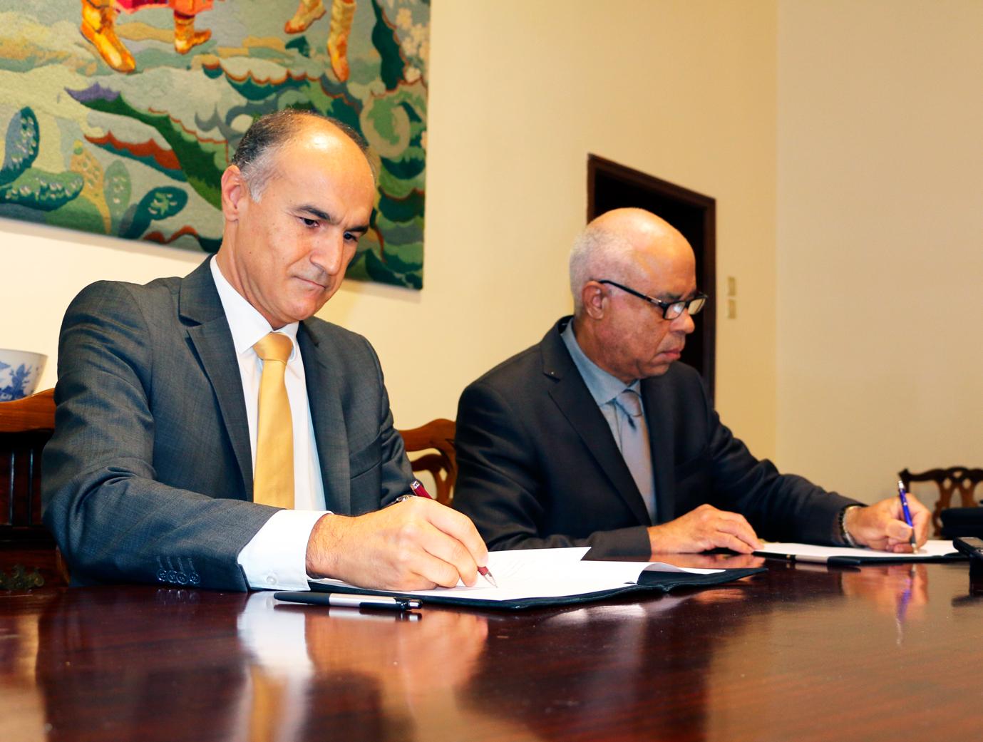 Madeira e Cabo Verde estreitam relações
