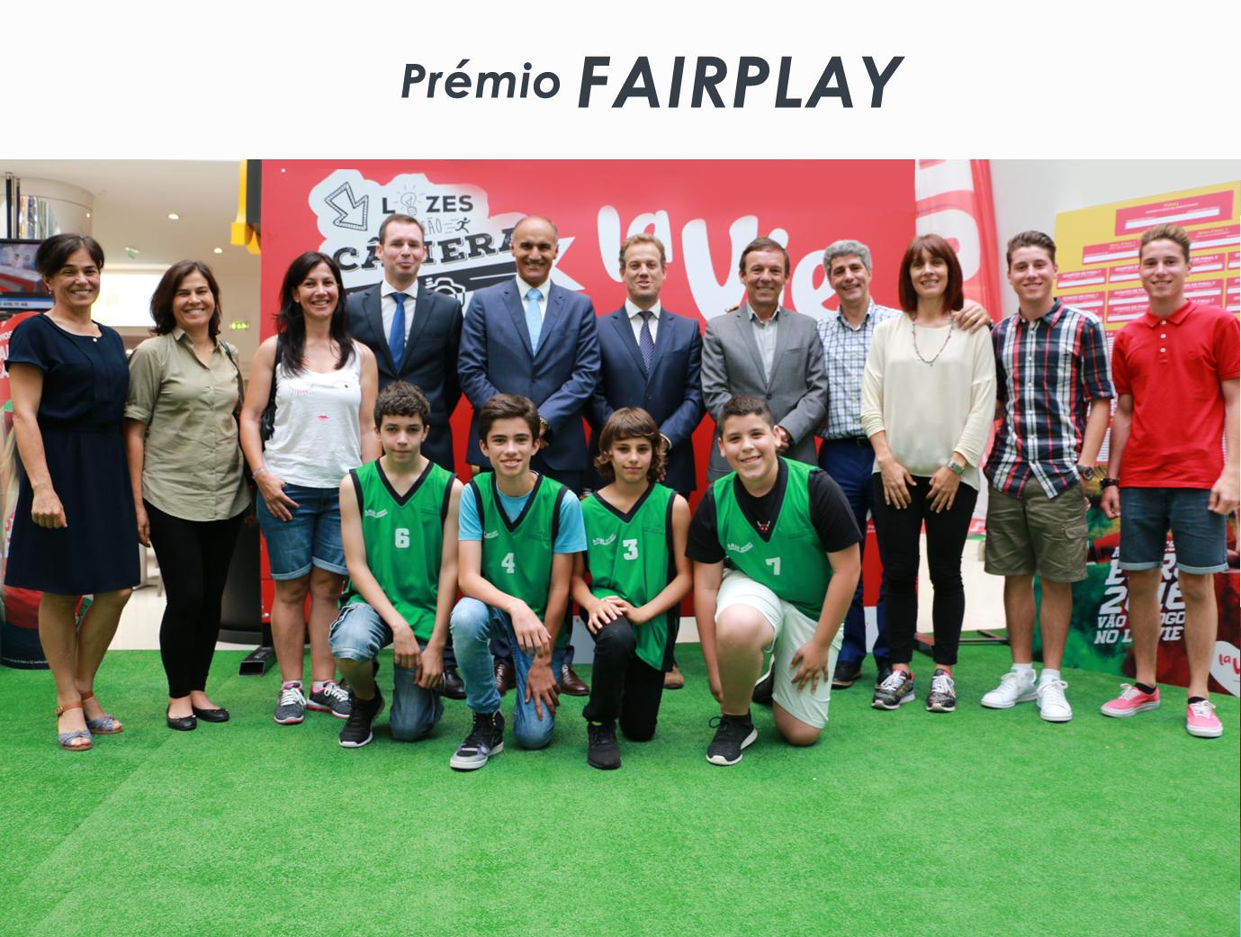 La Vie atribui Fair Play a três escolas