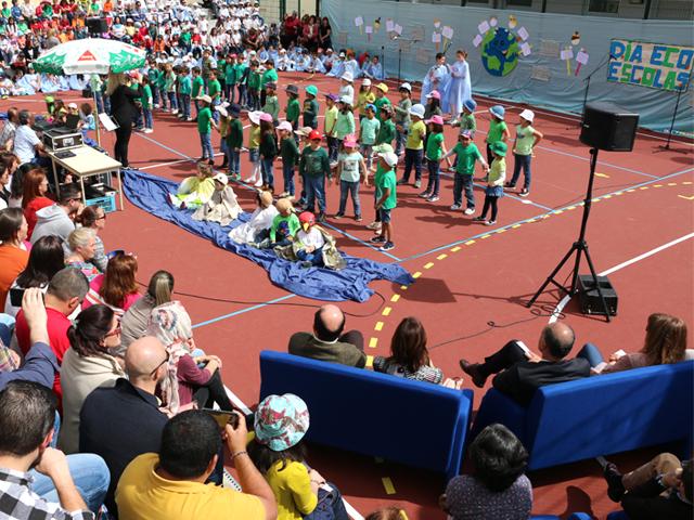 Escola promove literacia ambiental