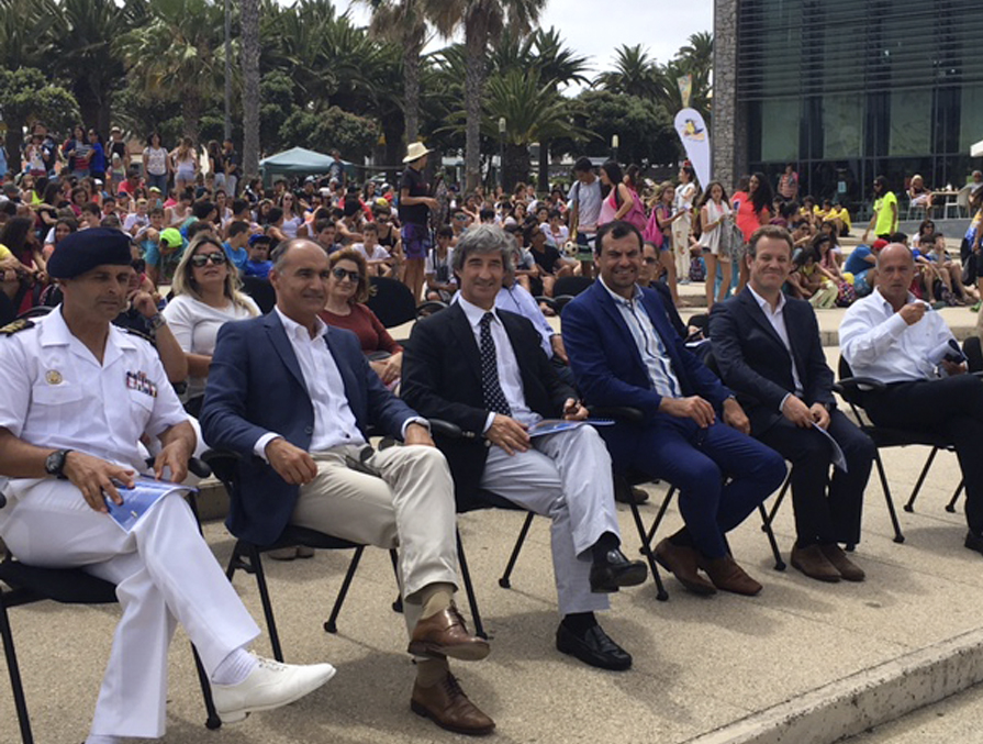 Porto Santo celebra Autonomia com Desporto Escolar