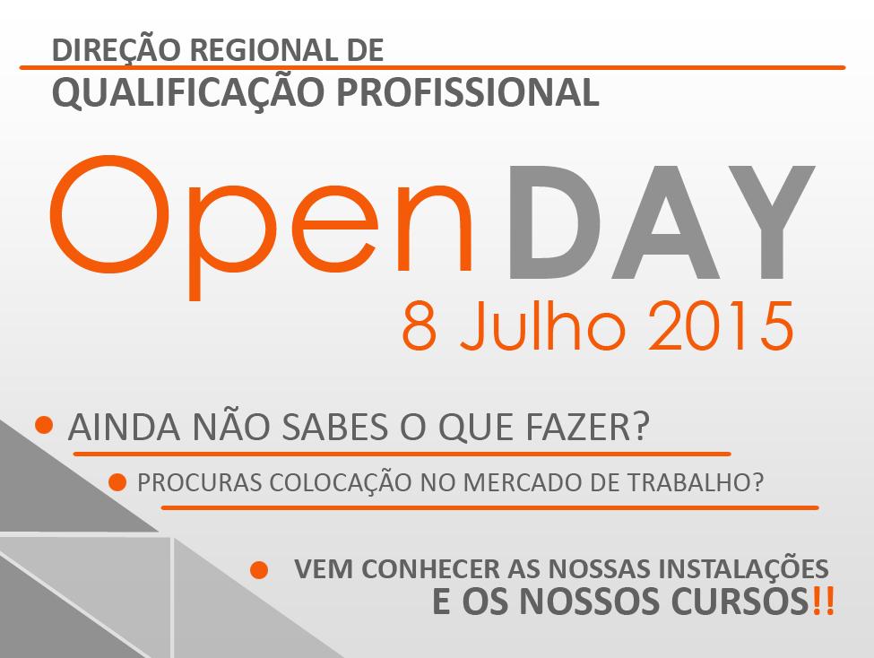Open Day anima Qualificação Profissional