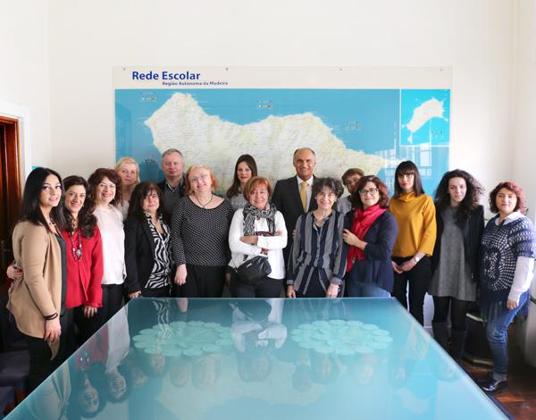 Erasmus proporciona partilha de experiências