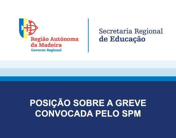 Posição sobre a greve convocada pelo SPM