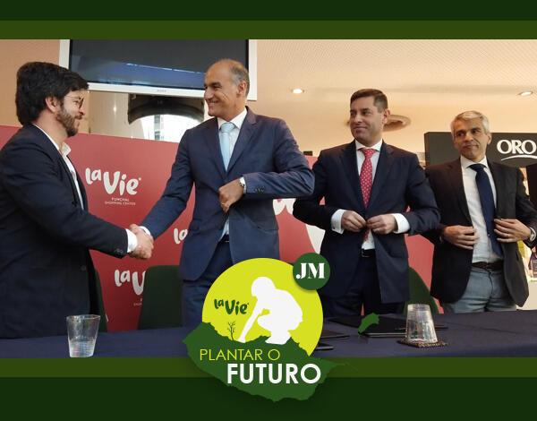"""Unidos para """"Plantar o Futuro"""""""