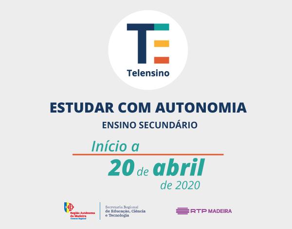 """""""Telensino: Estudar com Autonomia"""""""