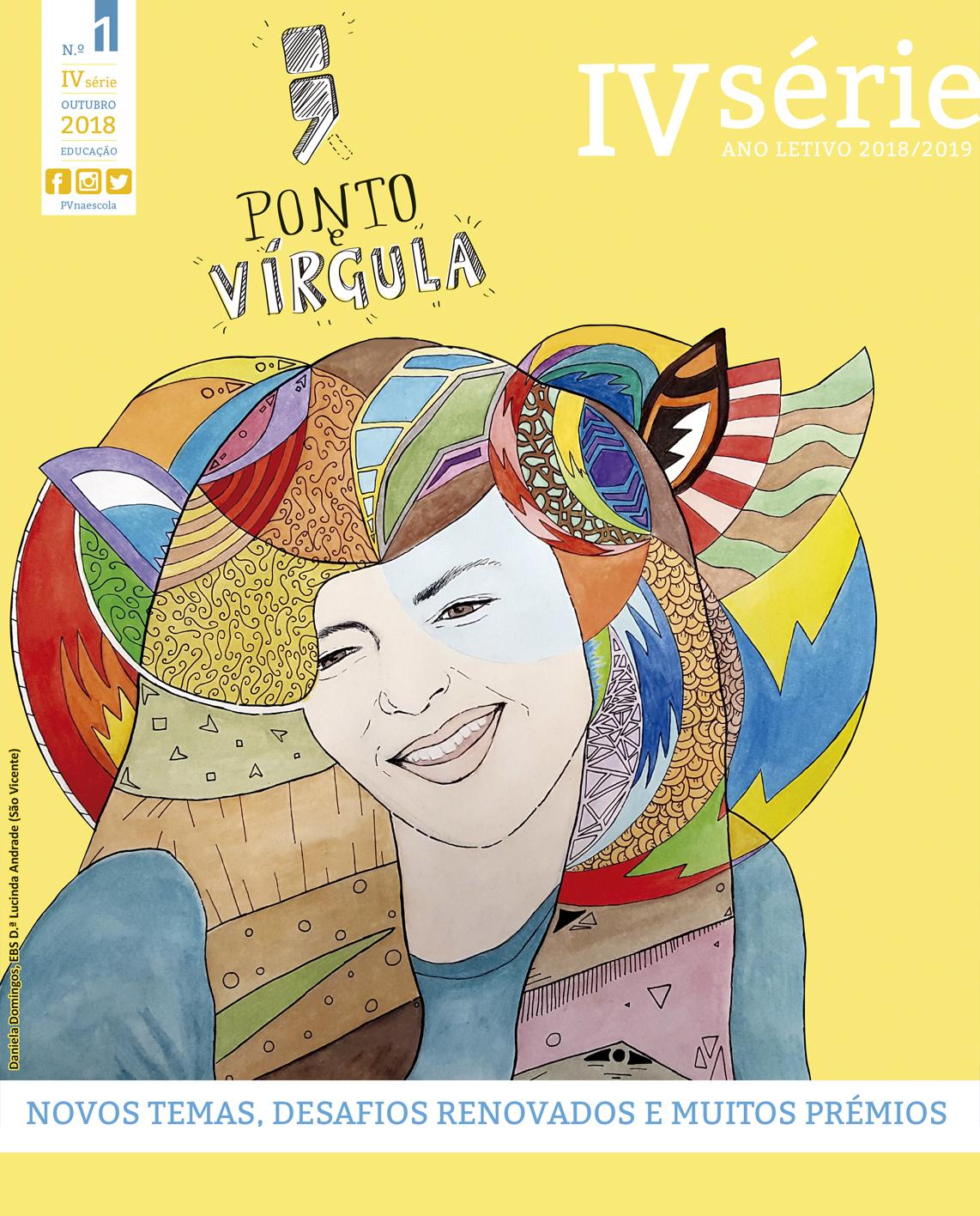 Ponto e Vírgula | concurso escolar Grande Ideia