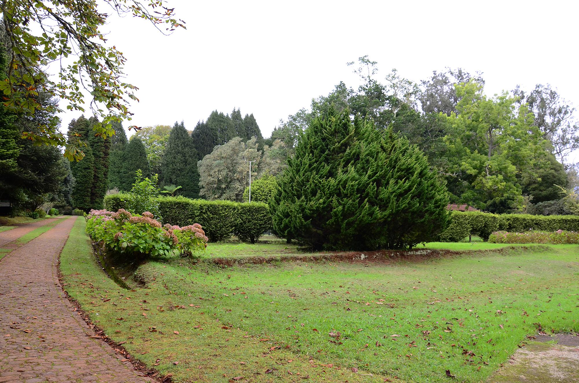 Quinta do Santo da Serra reaberta ao público