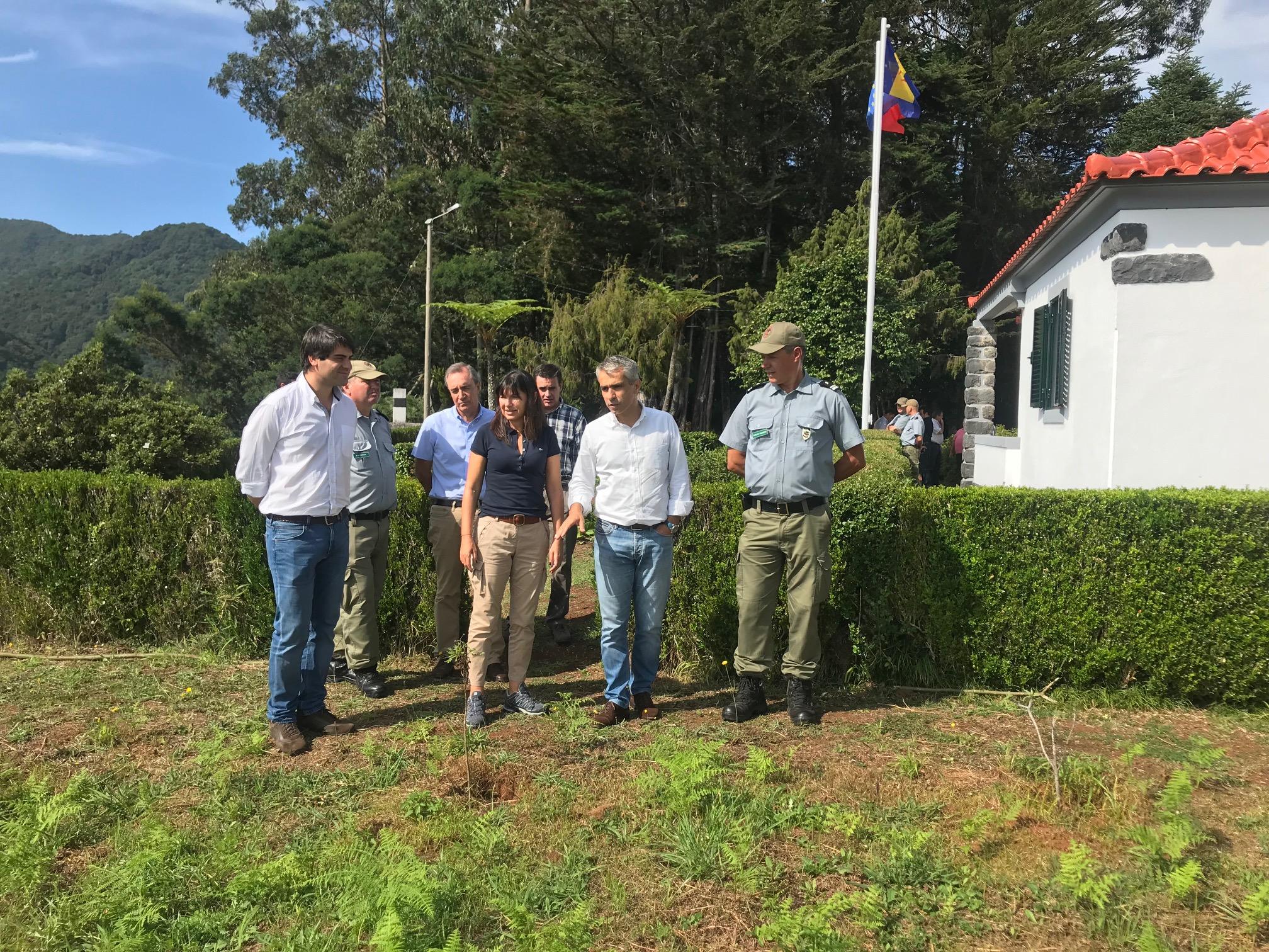 1,65 milhões para recuperar Postos Florestais e Torres de Vigilância