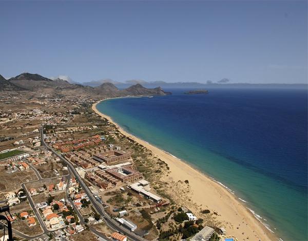 Candidatura do Porto Santo a reserva da Biosfera entregue à UNESCO