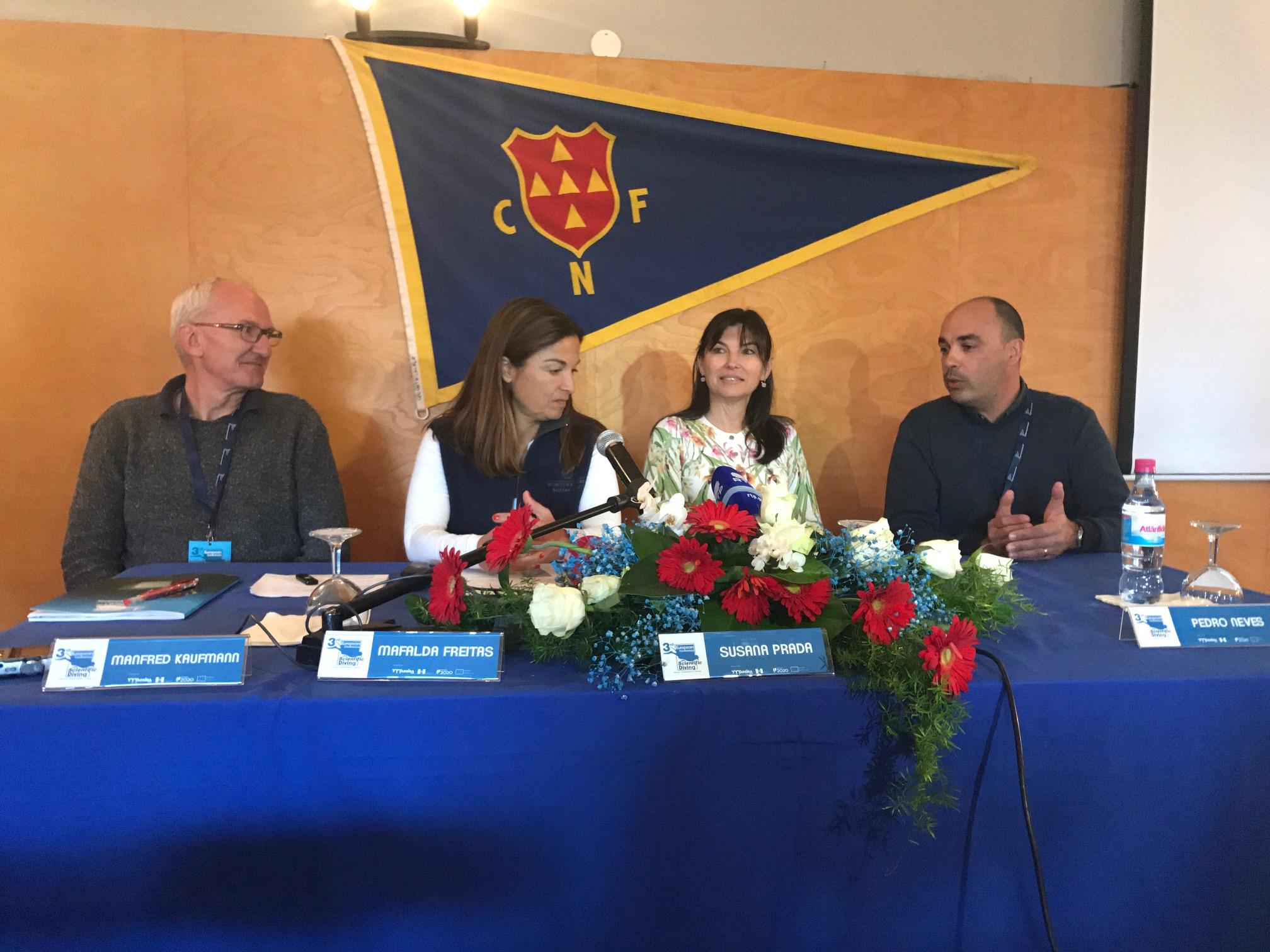Madeira vai criar um roteiro para o mergulho e afundar mais três navios