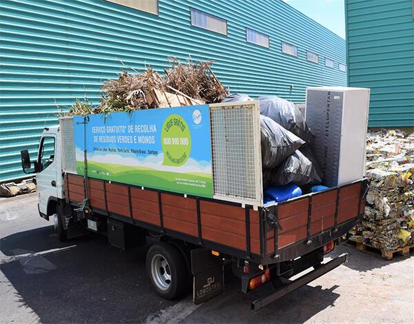 ARM procede a alterações na recolha de resíduos durante a Páscoa