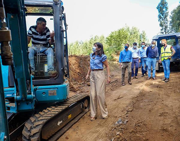 Governo limpa 140 Km de caminhos florestaisna zona oeste