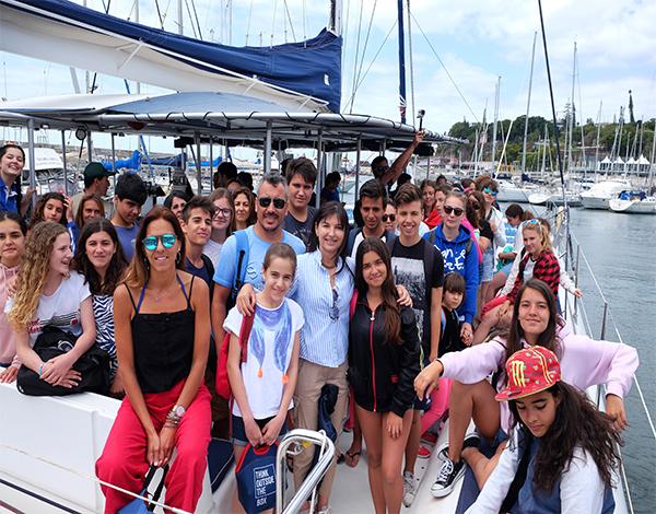 Susana Prada sensibiliza crianças e jovens para o combate à poluição marinha no Dia Mundial do Ambiente