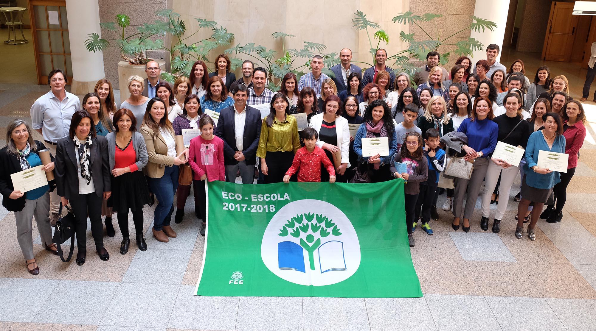 Susana Prada realça papel da escola no combate às alterações climáticas