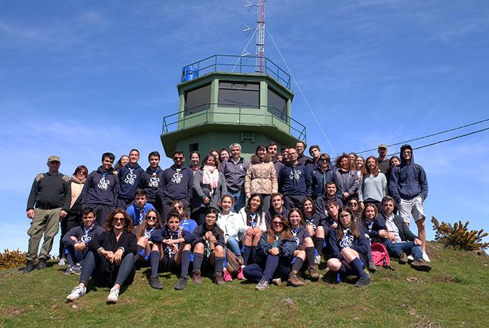 Susana Prada dá a conhecer aos jovens o trabalho do GR para o combate às alterações climáticas
