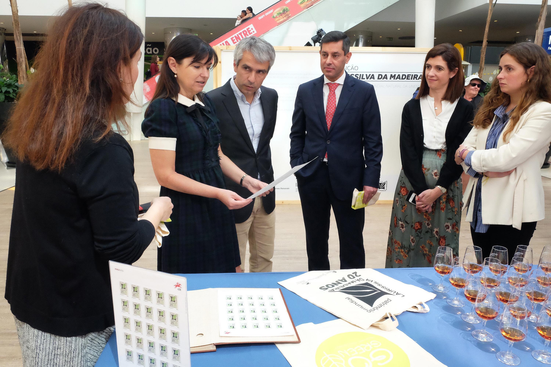 Governo lança selo comemorativo dos 20 anos de Laurissilva da Madeira