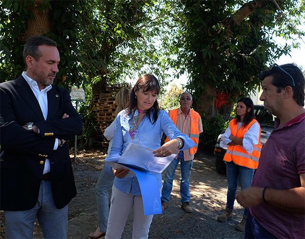 Aumento da rede de esgotos beneficia 352 habitantes nas Fontaínhas