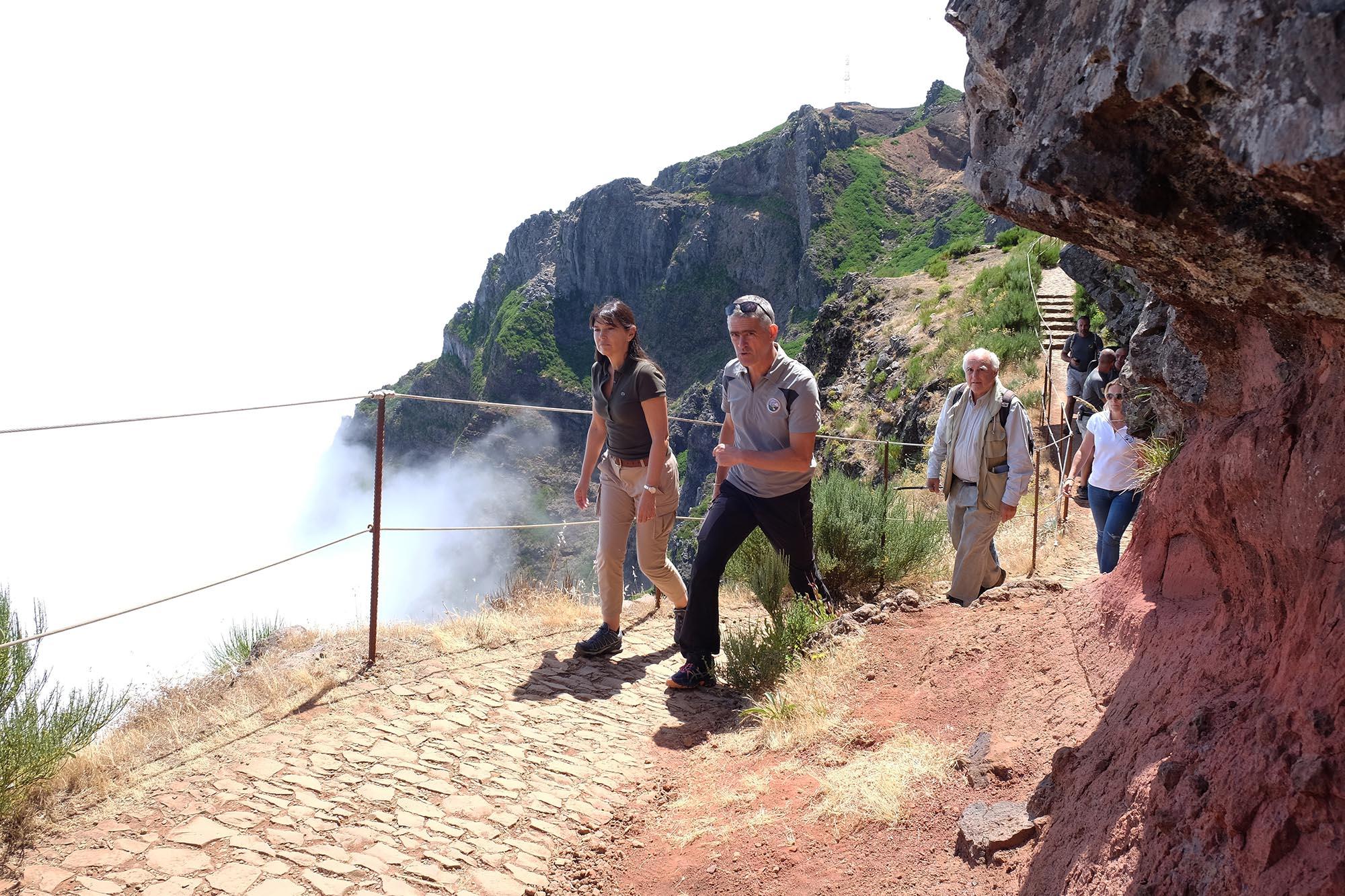 Governo empenhado na conservação dos valores naturais do arquipélago da Madeira