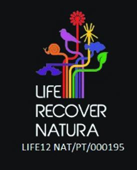 Projeto Europeu Life Recover Natura