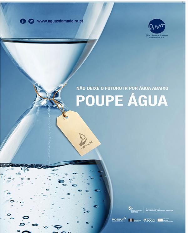 Campanha Poupança de Água